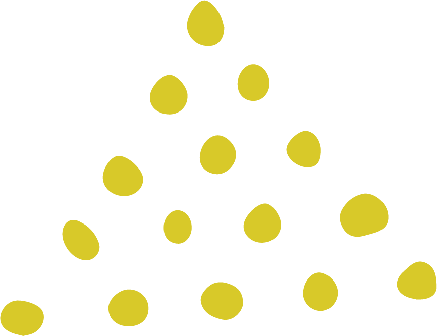 Yellow Dots icons